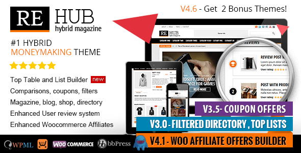 rehub theme wordpress demo buy onlineadrian