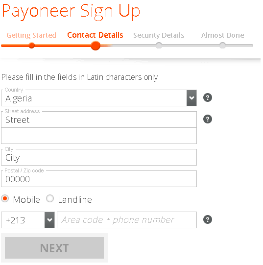 sign up payoneer contact details onlineadrian 2016