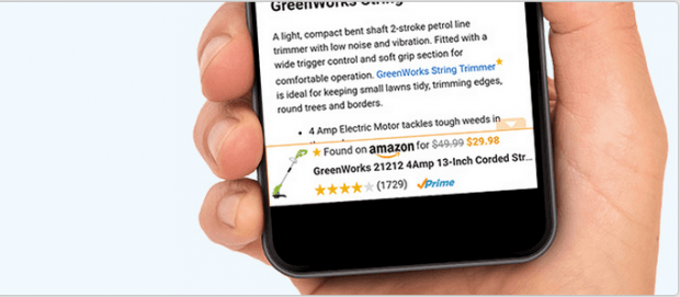 Amazon Mobile Popover Ads Review
