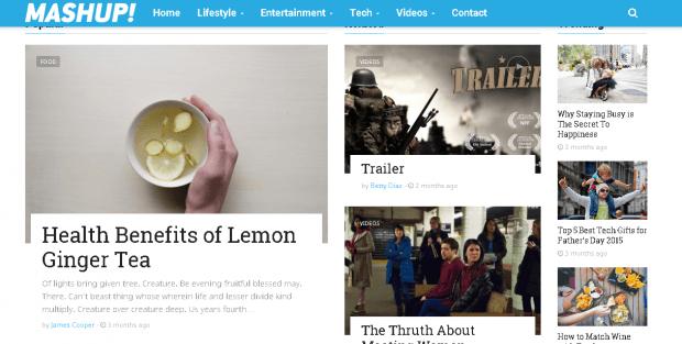 mashable clone wordpress theme 2016
