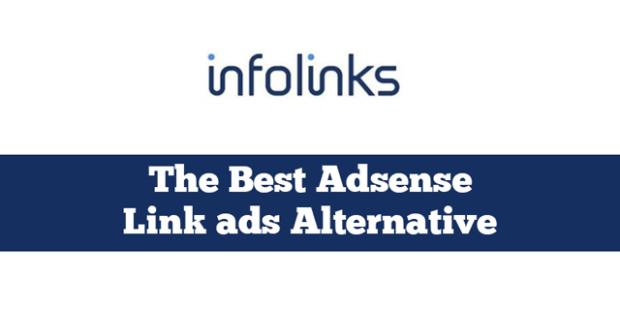 adsense link ads alternative