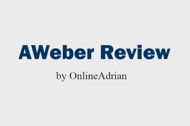 aweber review 2016 email marketing