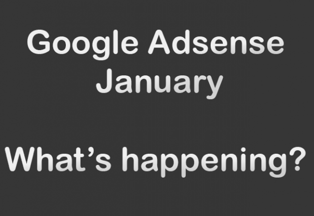google adsense low earnings 2016 january