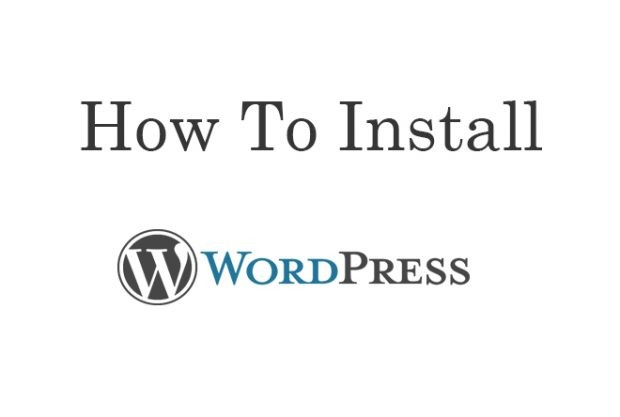wordpress bluehost hosting how to