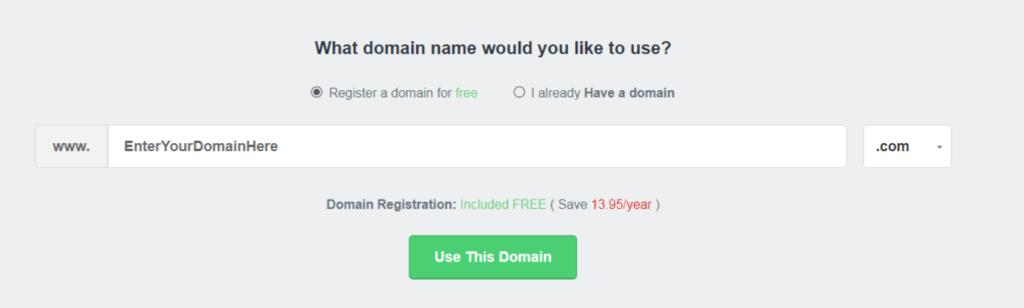 fastcomet free domain 2019