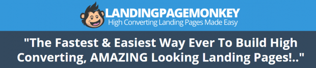landing page monkey review