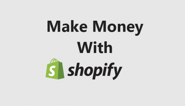 make money shopify how to 2016
