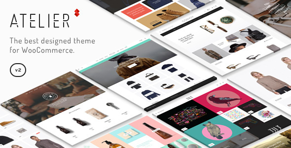 atelier wordpress theme 2016