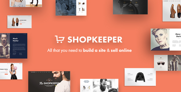 shopkeeper wordpress theme 2016
